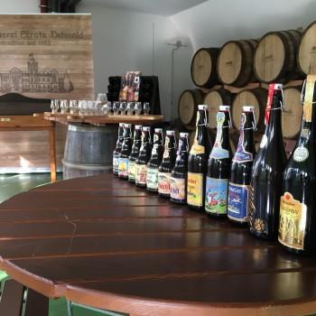 Besichtigung der Brauerei Strate
