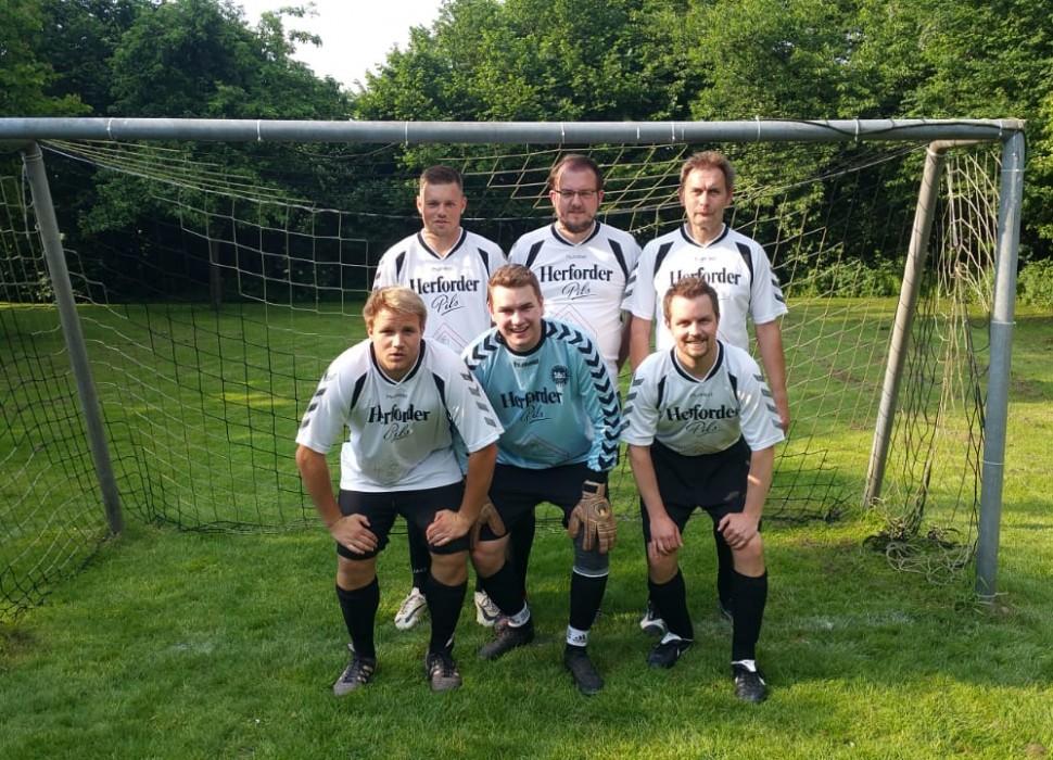 Fussball-Truppe erfolgreich in Wahmbeck