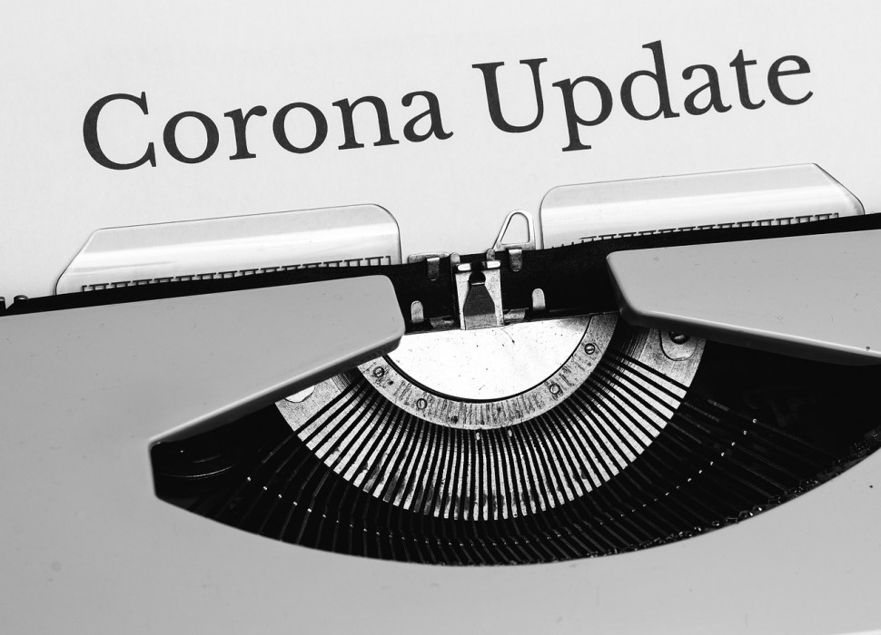 Update zu den Einschränkungen vom 30.05.2020