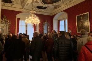Vereinsausflug zum Detmolder Schloss